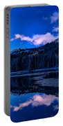 Silver Lake Portable Battery Charger