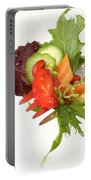 Silver Salad Fork Portable Battery Charger