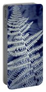 Silvery Fern Portable Battery Charger