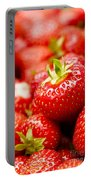 Simply Strawberries Portable Battery Charger