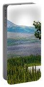 Simpson Peak At Swan Lake-yt Portable Battery Charger