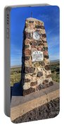 Simpson Springs Pony Express Station Monument - Utah Portable Battery Charger