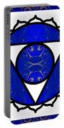 Sing A Song Of Eternity Abstract Chakra Art By Omaste Witkowski Portable Battery Charger
