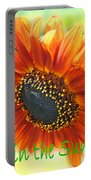 Sing In The Sunshine Portable Battery Charger