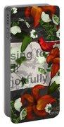 Sing Joyfully Portable Battery Charger