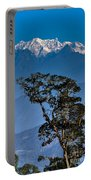 Singalila Ridge Sikkim Portable Battery Charger