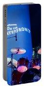 Singapore Drum Set 03 Portable Battery Charger