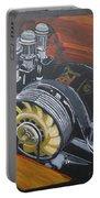 Singer Porsche Engine Portable Battery Charger