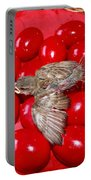 Singing Over Red Eggs Portable Battery Charger