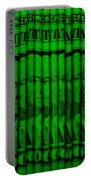 Singles In Green Portable Battery Charger