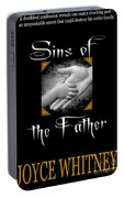 Sins Of The Father Book Cover Portable Battery Charger