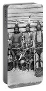 Sioux War Party Portable Battery Charger
