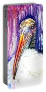 Sir Archibald Woodward Woodstork IIi Portable Battery Charger