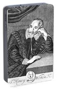Sir Henry Wotton (1568-1639) Portable Battery Charger