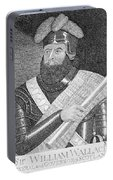 Sir William Wallace (1272?-1305) Portable Battery Charger