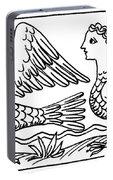 Sirens, Mythological Creature Portable Battery Charger