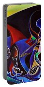 Sirens Scylla And Charybdis Portable Battery Charger