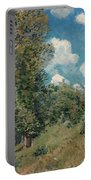 Sisley The Road, 1875 Portable Battery Charger