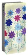 Sister Bloom Portable Battery Charger