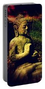 Sitting Buddha 2 Portable Battery Charger