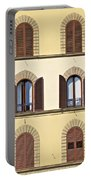 Six Windows Of Florence Portable Battery Charger