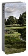 Sixth Hole Reflections Portable Battery Charger