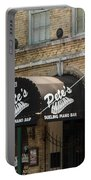 Austin Sixth Street Dueling Piano Bar Portable Battery Charger