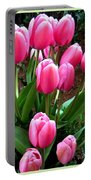 Skagit Valley Tulips 9 Portable Battery Charger