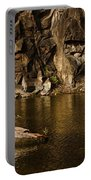 Skc 2964 The Rustic Rocks And Ripply Waters Portable Battery Charger