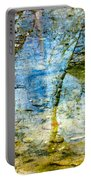 Skeletal Abstract Portable Battery Charger