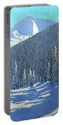 Skiing  Beauregard La Clusaz Portable Battery Charger