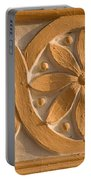 Skn 1788 The Wall Carving  Portable Battery Charger