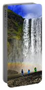 Skogarfoss Portable Battery Charger