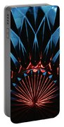 Skc 0269 Cut Glass Portable Battery Charger