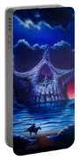 Skull Point Portable Battery Charger