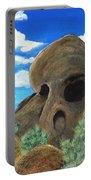 Skull Rock Portable Battery Charger