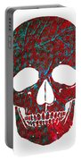 Skull Work Portable Battery Charger