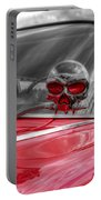 Skulls Head Chevy Portable Battery Charger