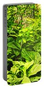 Skunk Cabbage Thicket Portable Battery Charger
