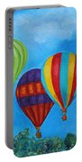 Sky Skittles Portable Battery Charger