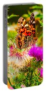 Skyline Butterfly Portable Battery Charger