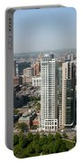 Skyline Of Milwaukee Wisconsin Portable Battery Charger