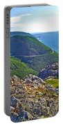 Skyline Trail And Road Through Cape Breton Highlands Np-ns Portable Battery Charger