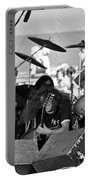 Skynyrd #16 Crop 1 Portable Battery Charger