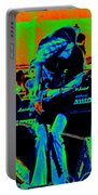 Skynyrd #6 Crop 2 In Cosmicolors Portable Battery Charger