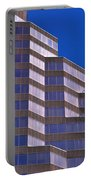 Skyscraper Photography - Downtown - By Sharon Cummings Portable Battery Charger