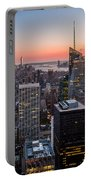 Skyscrapers Portable Battery Charger