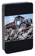 Slate Truck Portable Battery Charger