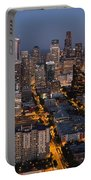 Sleepless In Seattle Portable Battery Charger