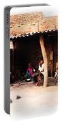 Slice Of Life Mud Oven Chulha Tandoor Indian Village Rajasthani 1b Portable Battery Charger
